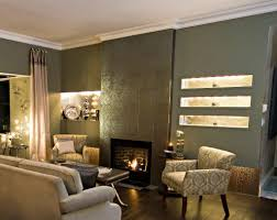 wall niche lighting. Source Designers-showcase-house Wall Niche Lighting