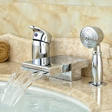 roman bathtub roman bathtub faucets waterfall