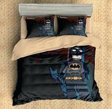 batman comforter set customize bedding duvet cover bedroom twin
