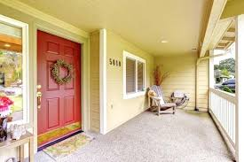 yellow house red door yellow house red door door ideas biz yellow house green shutters red door