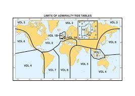 Np208 Admiralty Tide Tables South East Atlantic Ocean 2020