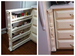 Kitchen Spice Organization Diy Rolling Spice Rack Organizer Love This Home Pinterest