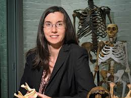 Tanya Smith, Harvard Professor, studies teeth and how to date them |  Harvard Magazine