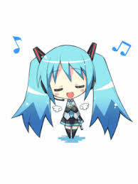 anime chibi vocaloid gif. Contemporary Anime Anime Chibi And Hatsune Miku Image Intended Anime Chibi Vocaloid Gif
