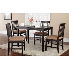 full size of dining room table espresso dining table and chairs sets modern dining room