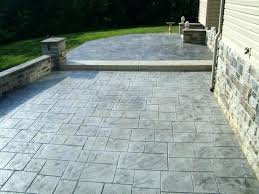 Concrete Patio Cost Columbus Ohio How To Calculate Concrete Needed