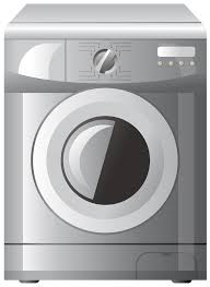 washing machine clipart. Perfect Washing Grey Washing Machine PNG Clipart On