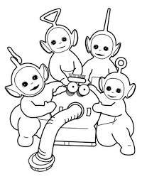 Bellissimo Disegni Da Colorare Cartoni Animati Anni 80 Migliori