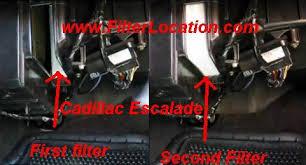 2007 escalade fuel filter wiring diagram libraries cadillac escalade cabin air filter location filterlocation comcadillac escalade cabin air filter position