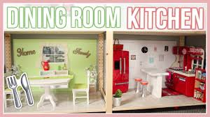Diy Kitchen Dining Room How To Make An American Girl Doll