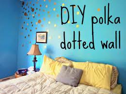 Kids Bedroom Wall Decor Wall Decor For Kids Bedroom With Polka Dot Theme