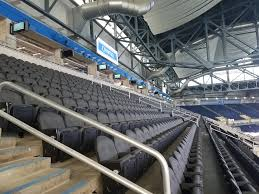 Ford Field Lions Seating Chart Detroit Lions Club Seating At Ford Field Rateyourseats Com