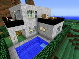 minecraft modern fence designs. Bathroom:Inspiring Minecraft Modern House Awesome Tutorial Houses To Build On Facade Ideas Plans Map Fence Designs