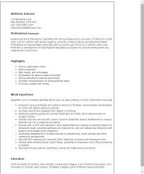Administrative support specialist resume samples