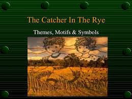 the catcher in the rye themes symbols motifs the catcher in the rye themes motifs symbols