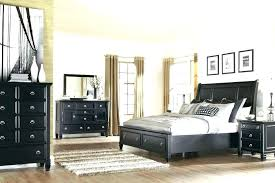 Ashley Furniture Canopy Bed Furniture Martini Suite Bedroom Bed ...