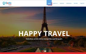 Free Templates Free Download Travels Bootstrap Template Free Download Webthemez