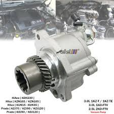 Engine Vacuum Pump For Toyota Land Cruiser Prado Hilux 1KZ-TE 1KD ...