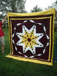 The Storm Star Quilt - Quilters Club of America | Quilts ART ... & Quilters Club of America is the premier quilting forum and club for quilters.  Featuring free quilt patterns, quilting discounts, and quilting tips. Adamdwight.com