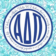 10 images about i believe in alpha delta pi on