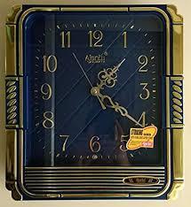 ajanta quartz wall clock with