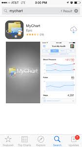My Chart Epic Mychart Login Page