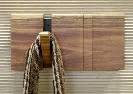 2 Hook Coat Rack Wall coat hanger 100 hooks coat hanger two hooks coat rack Меблі 46