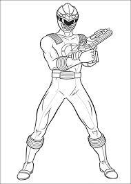 Kleurplaten En Zo Kleurplaten Van Power Rangers