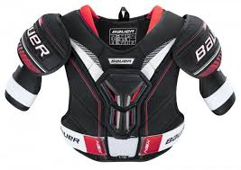 Youth Hockey Shoulder Pads Size Chart Bauer S18 Nsx Senior Ice Hockey Shoulder Pads