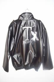 tops n tales costume hire t birds jacket image