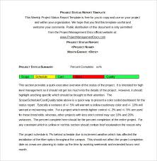 status update template word weekly status report templates 27 free word documents download