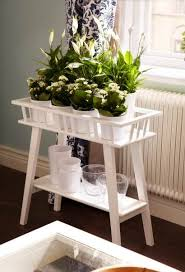 Reach for some sun with LANTLIV plant stands