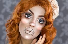 image result for dead dolls makeup