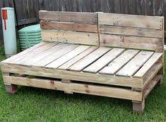 how to make pallet furniture. Unique Pallet How To Make Pallet Furniture  Patio Sectional  DIY  Outdoor Throughout To Make
