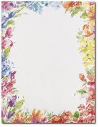 Flower Border Designs For Paper Flower Border Designs For Paper 10 Flower Border Design Paper Images