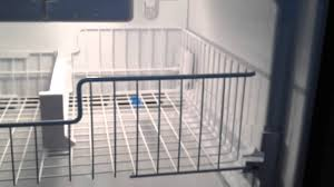 kenmore fridge inside. how to remove the top rack inside freezer compartment of a whirlpool bottom-mount refrigerator - youtube kenmore fridge