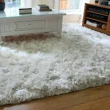 grey fluffy rug carpet living room ikea