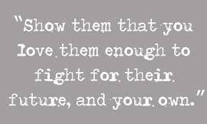Fight For Your Love Quotes