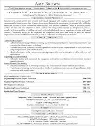 Resume Objective For Customer Service Representative Suiteblounge Com