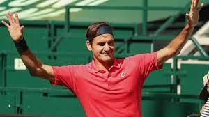 Roger Federer Kicks Off Wimbledon ...