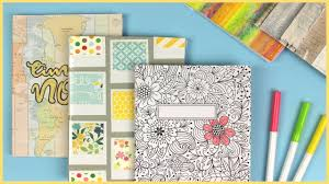 Diy Journal Cover Design Ideas 5 Easy Diy Ideas To Decorate Your Notebook Covers