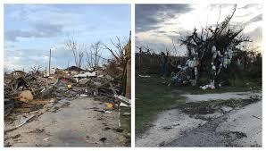 Paradise lost: 1989 Fairview graduate survives Hurricane Dorian ...