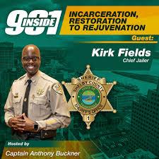 Incarceration, Restoration to Rejuvenation w/Chief Jailer Kirk Fields l  Inside 901 Podcast l KUDZUKIAN - KUDZUKIAN | Podcast on Spotify