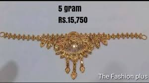 Gold Cheek Necklace Design Latest Light Weight Gold Choker Designs With Weight And Price
