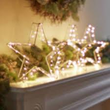 Curtain Fairy Lights Argos Buy Argos Home Trio Of Wire Star Lights Christmas Table
