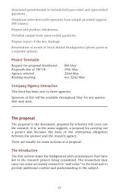 Marketing Project Proposal Template Template Marketing Project Proposal Template 8