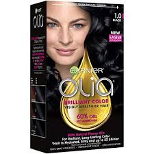 Semi Permanent Hair Dye Colour Chart Olia Amonia Free Brilliant Color Oil Rich Permanent Hair Color
