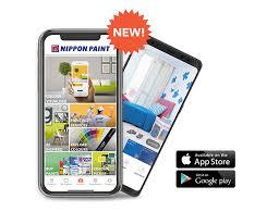 Beyond Paint Color Chart Colour Painting Services Painting Colors Nippon Paint