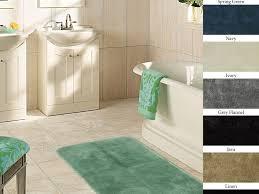 terrific charming blue target bath rugs and white tub plus amazing broen ceramic floor