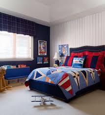 charming kid bedroom design. Inspiring Airplane Boy Bedroom Design And Decoration Ideas : Charming Image Of Kid